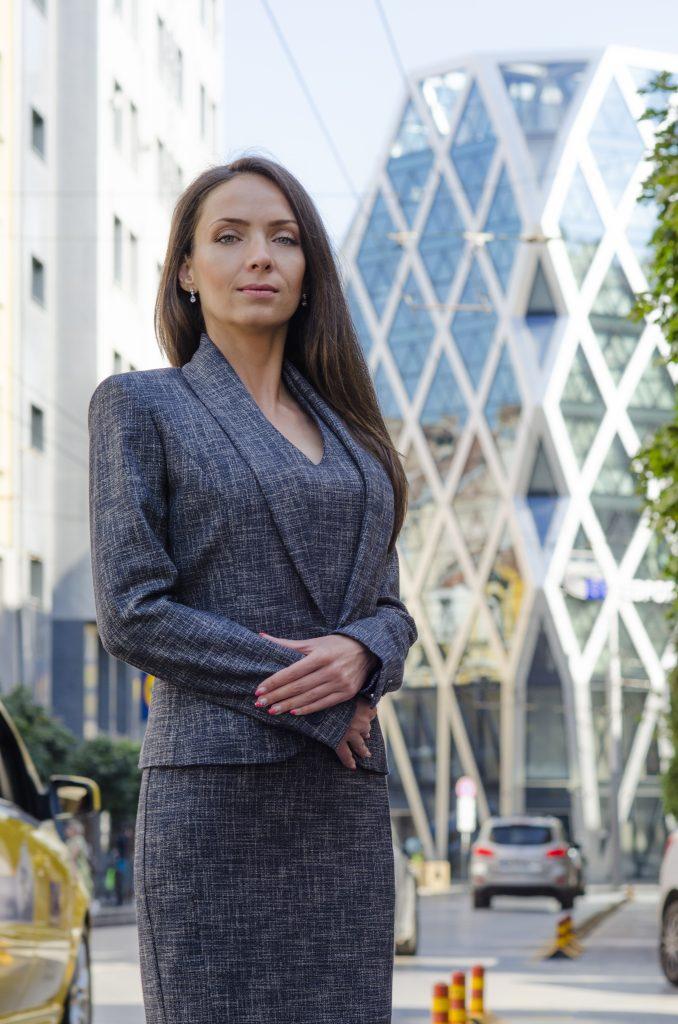 Diana Rangelova, CEO
